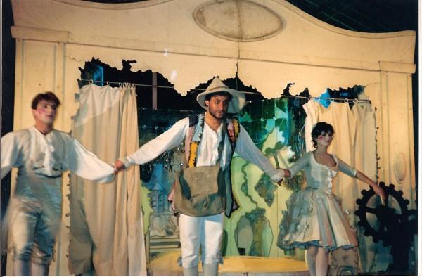 1988- Colas - Bastien et bastienne de Mozart - Serres d'Auteuil
